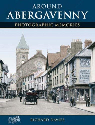 9781859378441: Around Abergavenny: Photographic Memories