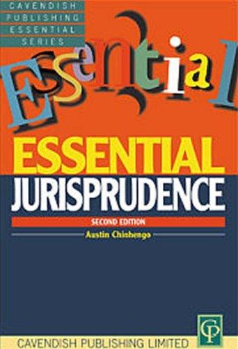 Essential Jurisprudence (Essentials): Chinhego, Austin M.
