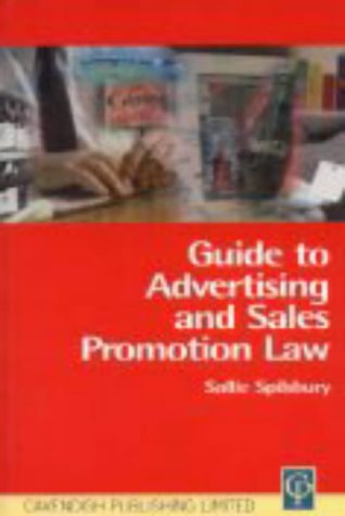 9781859413876: Guide to Advertising & Sales Promotion Law