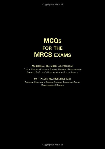 9781859414026: McQs for the Mrcs Exam (Principles of Law)