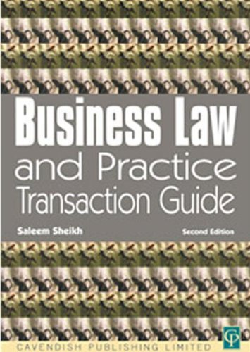 9781859414903: Business Law