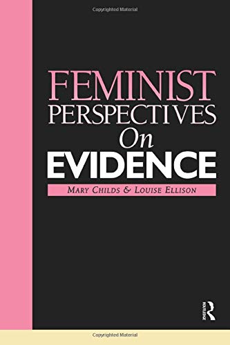 9781859415276: Feminist Perspectives on Evidence (Feminist Perspectives in Law)