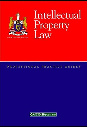 9781859418055: Intellectual Property Law Professional Practice Guide (Professional Practice Guides)