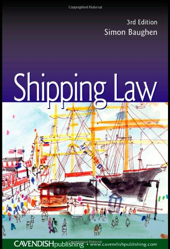 9781859418529: Shipping Law