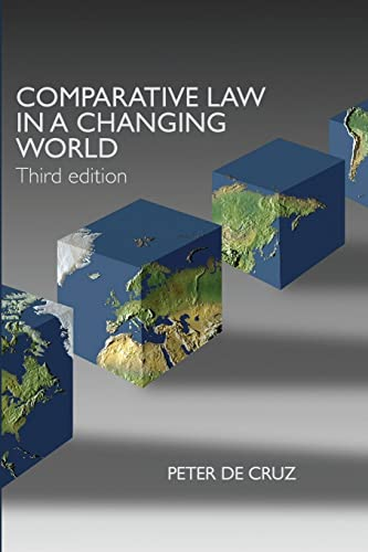 9781859419366: Comparative Law in a Changing World