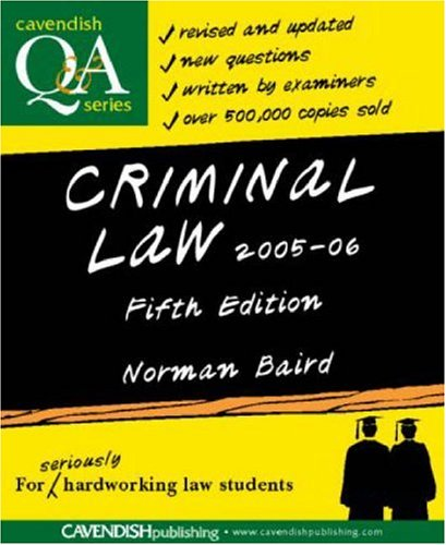 criminal law essay question For me the amount of thinking time was much longer than for the problem questions even though essay questions are usually much shorter, you should re read them several times it's easy to go off on your own personal rant and not actually answer the question not answering the question, or only partially doing so, will massively decrease you.