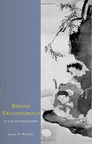 9781859419854: Beyond Transcendence in Law and Philosophy (Birkbeck Law Press)