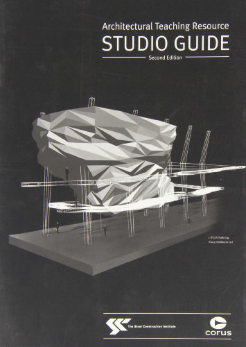 9781859420355: Architectural Teaching Resource: Studio Guide (SCI publication)