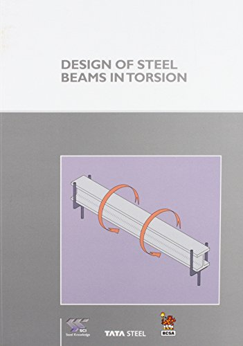 Design of Steel Beams in Torsion: In: Hughes, A.F., Malik,