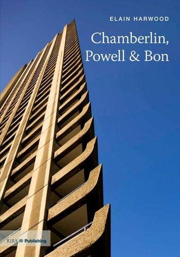 9781859463970: Chamberlin, Powell and Bon (20th Century Architects)