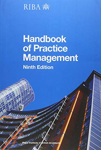 9781859465059: RIBA Architect's Handbook of Practice Management: 9th Edition