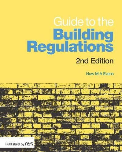 9781859465066: Guide to the Building Regulations