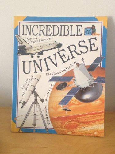 Incredible Universe Pb (Snapshots): Caroline Bingham