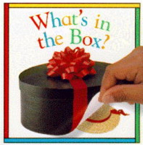 9781859480632: Snapshot Flap Book: 4 What's In The Box? (Snapshot Lift-the-flap Books)