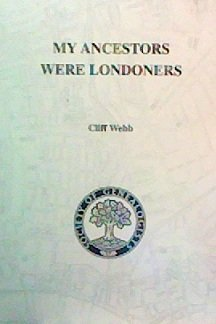 9781859510537: My ancestors were Londoners: How can I find out more about them?