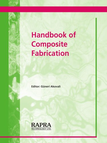 9781859572634: Handbook of Composite Fabrication