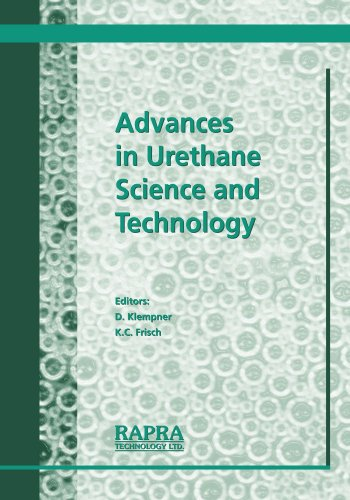 9781859572757: Advances in Urethane Science and Technology