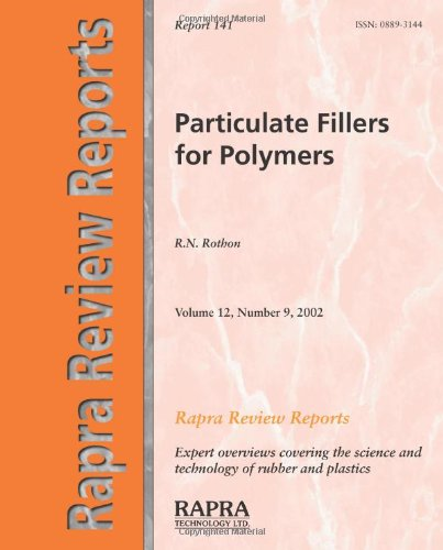 9781859573105: Particulate Fillers for Polymers (Rapra Review Reports)