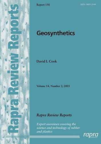 9781859573754: Geosynthetics (Rapra Review Reports) (v. 14)