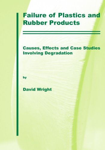 Failure of Plastics and Rubber Products: Causes,: Wright, D.