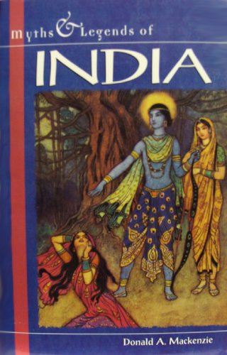 9781859580196: Myths and Legends of India (Myths & Legends)