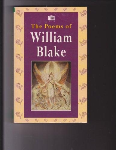 The Poems of William Blake: Blake, William