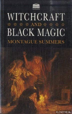 9781859581599: Witchcraft and Black Magic