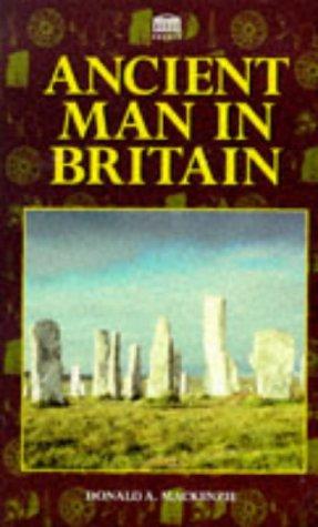 9781859582077: Ancient Man In Britian