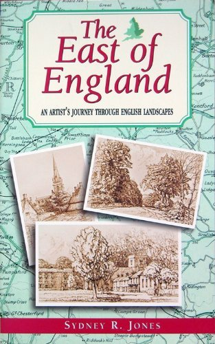 The East of England. An Artist's Journey Through English Landscapes