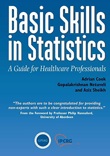 9781859591017: Basic Skills in Statistics: A Guide for Healthcare Professionals (Class Health)