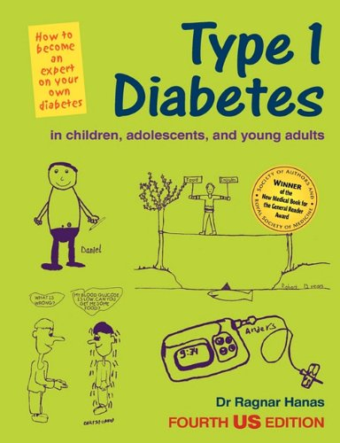 9781859593370: Type 1 Diabetes in Children, Adolescents and Young Adults, 4th US edn