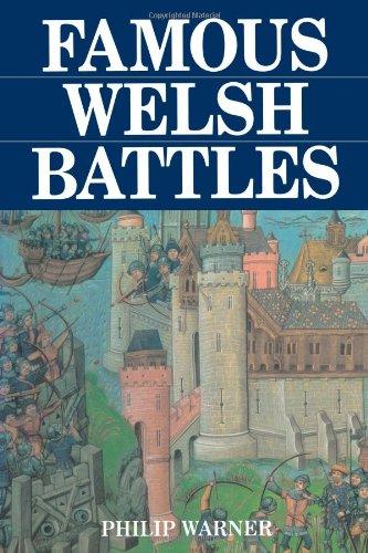 9781859594070: Famous Welsh Battles
