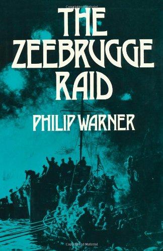 9781859594315: The Zeebrugge Raid