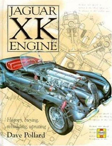 9781859600078: Jaguar XK Engine: History, Buying, Rebuilding, Tuning