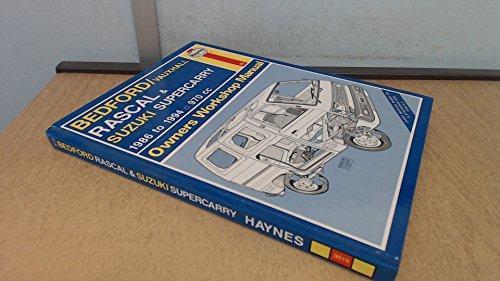 suzuki super carry service manual