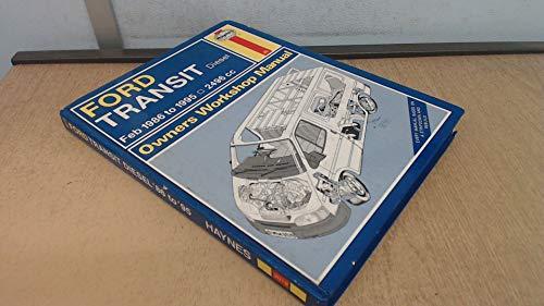 9781859600191: Ford Transit Diesel ('86-'95) Owner's Workshop Manual (Haynes Owners Workshop Manuals)