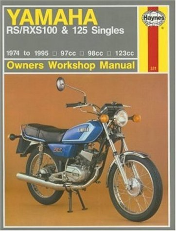 Yamaha RS & RXS '74'95 (Haynes Repair: Shoemark, Pete