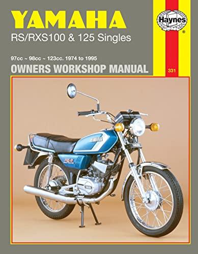 9781859600559: Yamaha RS & RXS '74'95 (Haynes Repair Manuals)