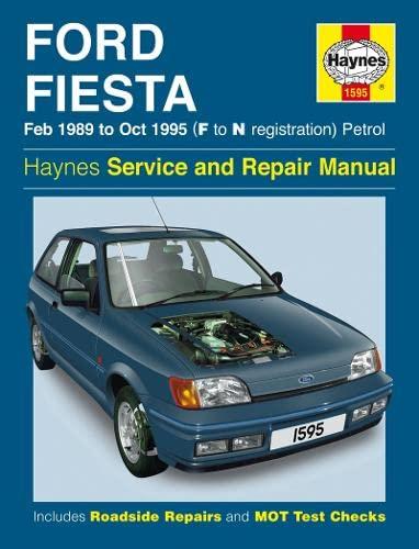 9781859600870: Ford Fiesta (Petrol) 1989-95 Service and Repair Manual (Haynes Service and Repair Manuals)