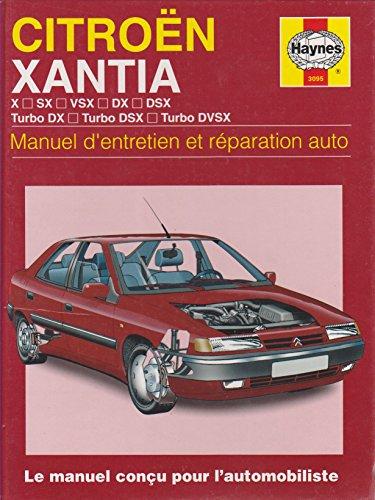 9781859600955: Citroën Xantia essence et diesel