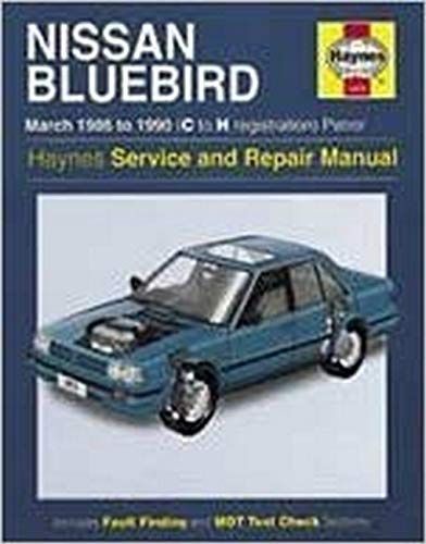 Nissan T12 and T72 Bluebird (Petrol) March: Churchill, Jeremy
