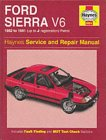 9781859601761: Ford Sierra V6 Service and Repair Manual
