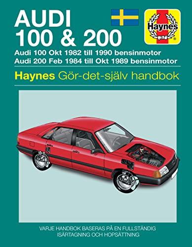 9781859602140: Audi 100 & 200 (82 - 90)