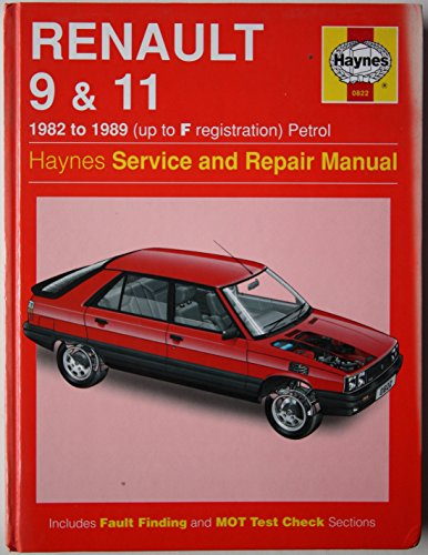 Renault 9 and 11 Service and Repair: Mead, John S.
