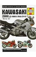 9781859603543: Kawasaki ZX600 (Zz-R600 & Ninja ZX-6): Service & Repair Manual (Haynes Service and Repair Manuals)