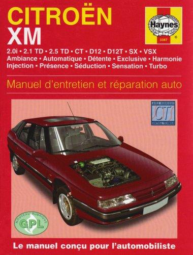 9781859603871: Citroen Xm Essence ET Diesel (89 - 98)