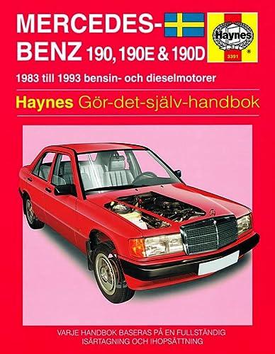 9781859603918: Mercedes-Benz 190, 190e & 190d (83 - 93)