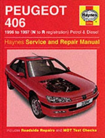 9781859603949: Peugeot 406 Service Repair Manual (Haynes Service and Repair Manuals)