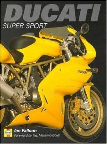 9781859604120: Ducati Super Sport (Haynes great bikes)