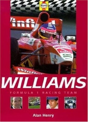 Williams: Formula 1 Racing Team: Henry, Alan